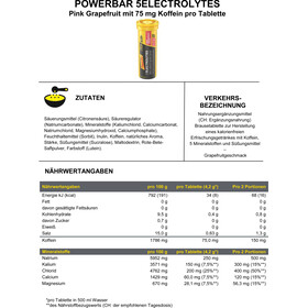 PowerBar 5 Electrolytes Multiflavor Promotion Aktion 2+1 For Free x 42g á 10 Tabs